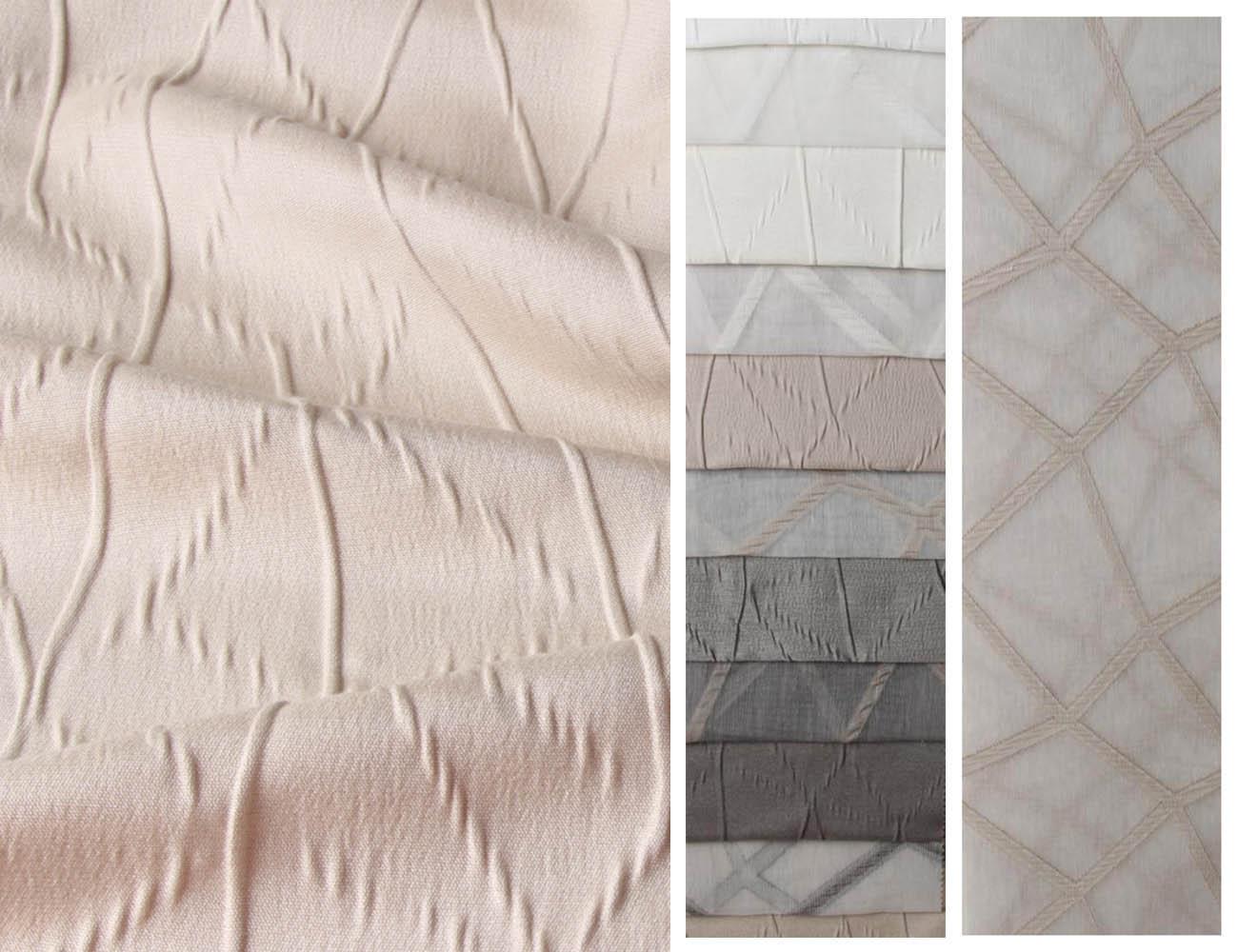 Ткань для штор Жаккард