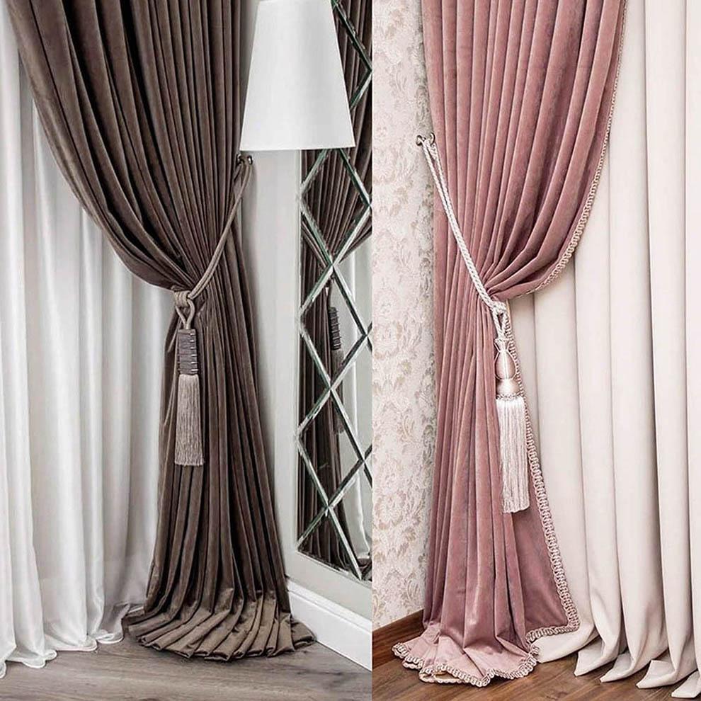 Европейские шторы
