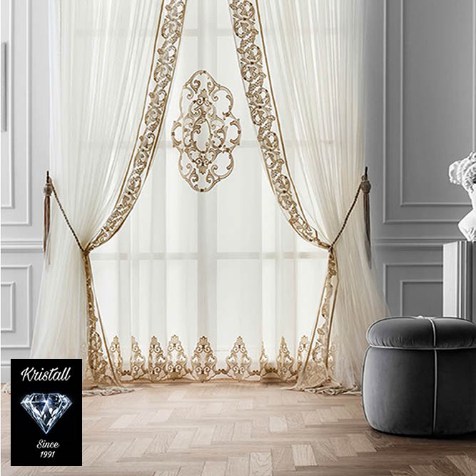 Элегантные шторы PALAZZO