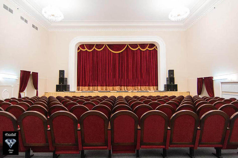 Текстильное декорирование концертных залов