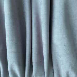 Портьера SUET V 9032 (Цвет светло-голубой с серым оттенком)