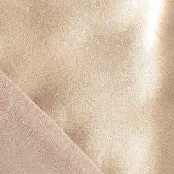 """Портьера оптом двухсторонний софт """"COLLINA"""" V-0104 (Цвет светло-бежевый с золотистым оттенком)"""