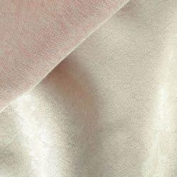 """Портьера двухсторонний софт """"COLLINA"""" V-0106 (Цвет светло бежевый с розовым оттенком)"""