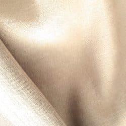 """Портьера оптом двухсторонний софт """"COLLINA"""" V-0107 (Цвет светлый бежевый с золотистым оттенком)"""