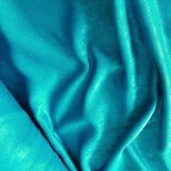 """Портьера оптом двухсторонний софт """"COLLINA"""" V-0114 (Цвет бирюзовый)"""