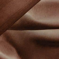"""Портьера двухсторонний софт """"COLLINA"""" V-0120 (Цвет темно-коричневый)"""