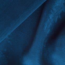 """Портьера двухсторонний софт """"COLLINA"""" V-0128 (Цвет синий)"""