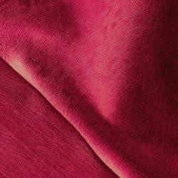 """Портьера двухсторонний софт """"COLLINA"""" V-0129 (Цвет красный)"""
